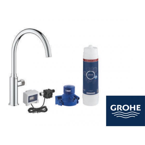 GROHE Blue Pure Mono кухненски вентил за филтрирана вода